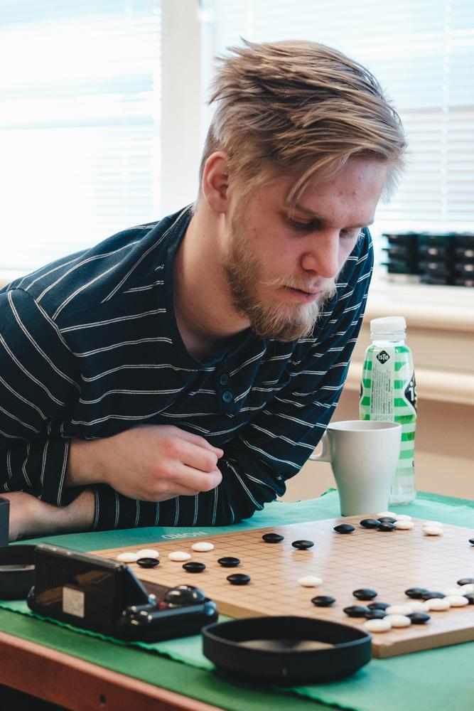 Nordisk Go Mesterskap 2018